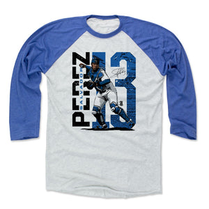 Salvador Perez Men's Baseball T-Shirt | 500 LEVEL