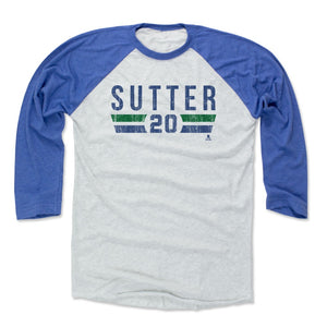 Brandon Sutter Men's Baseball T-Shirt | 500 LEVEL