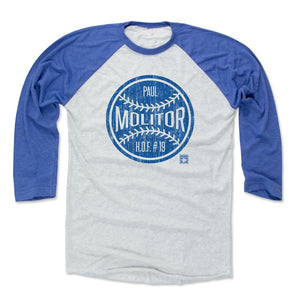 Paul Molitor Men's Baseball T-Shirt | 500 LEVEL