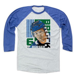 Brock Boeser Men's Baseball T-Shirt | 500 LEVEL