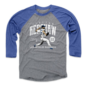 Clayton Kershaw Men's Baseball T-Shirt | 500 LEVEL