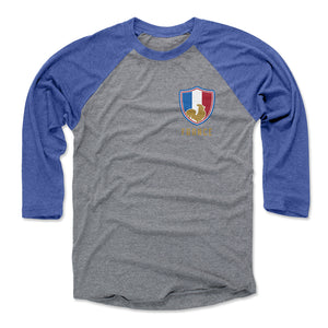 France Men's Baseball T-Shirt | 500 LEVEL