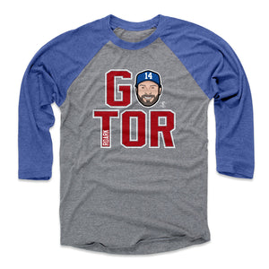 Tanner Roark Men's Baseball T-Shirt | 500 LEVEL
