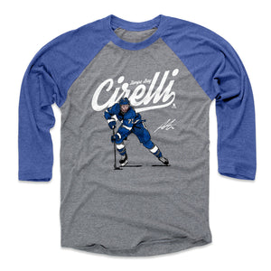 Anthony Cirelli Men's Baseball T-Shirt | 500 LEVEL