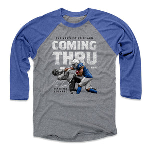 Darius Leonard Men's Baseball T-Shirt | 500 LEVEL