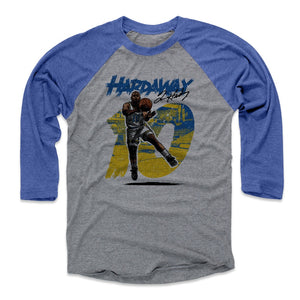 Tim Hardaway Men's Baseball T-Shirt | 500 LEVEL