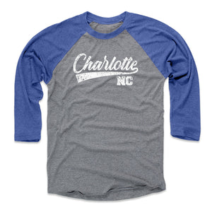 Charlotte Men's Baseball T-Shirt | 500 LEVEL