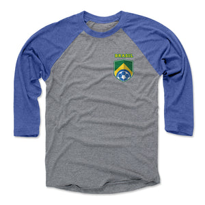 Brazil Men's Baseball T-Shirt | 500 LEVEL