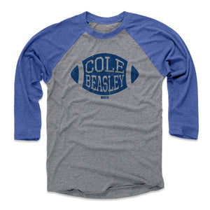 Cole Beasley Men's Baseball T-Shirt | 500 LEVEL