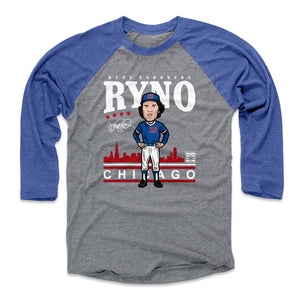 Ryne Sandberg Men's Baseball T-Shirt | 500 LEVEL