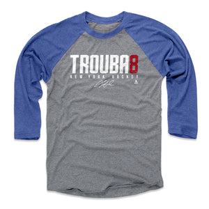 Jacob Trouba Men's Baseball T-Shirt | 500 LEVEL