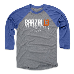 Mathew Barzal Men's Baseball T-Shirt | 500 LEVEL