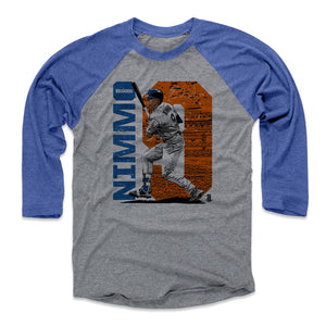 Brandon Nimmo Men's Baseball T-Shirt | 500 LEVEL