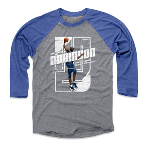 Mitchell Robinson Men's Baseball T-Shirt | 500 LEVEL