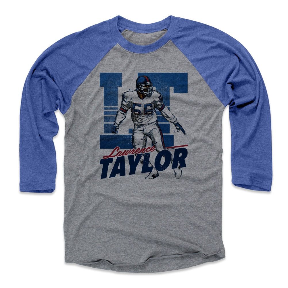 Lawrence Taylor Men's Baseball T-Shirt | 500 LEVEL