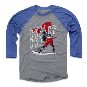 Kaapo Kakko Men's Baseball T-Shirt | 500 LEVEL