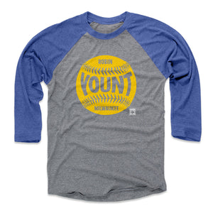 Robin Yount Men's Baseball T-Shirt | 500 LEVEL