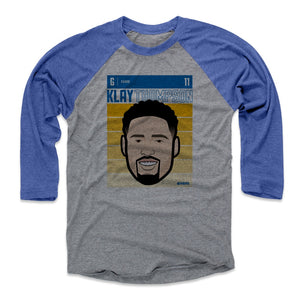 Klay Thompson Men's Baseball T-Shirt | 500 LEVEL