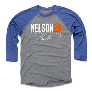 Brock Nelson Men's Baseball T-Shirt | 500 LEVEL