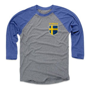Sweden Men's Baseball T-Shirt | 500 LEVEL