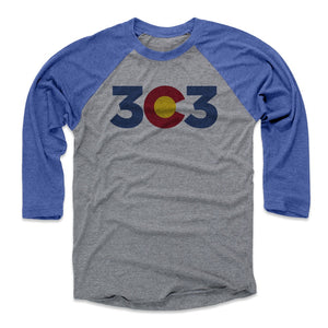 Denver Men's Baseball T-Shirt | 500 LEVEL