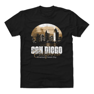 San Diego Men's Cotton T-Shirt | 500 LEVEL
