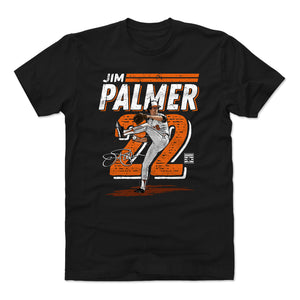 Jim Palmer Men's Cotton T-Shirt | 500 LEVEL