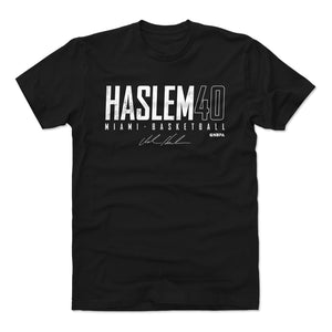 Udonis Haslem Men's Cotton T-Shirt | 500 LEVEL