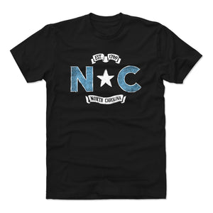 North Carolina Men's Cotton T-Shirt | 500 LEVEL