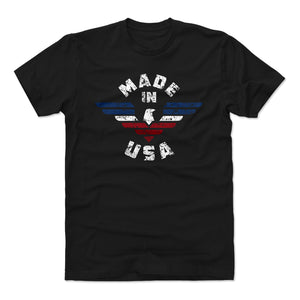 4th of July Men's Cotton T-Shirt | 500 LEVEL