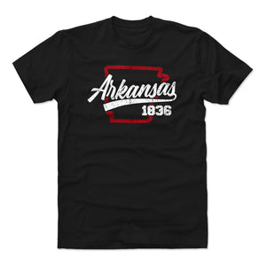 Arkansas Men's Cotton T-Shirt | 500 LEVEL