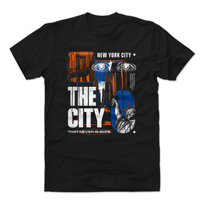 New York Men's Cotton T-Shirt | 500 LEVEL