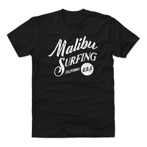 Malibu Men's Cotton T-Shirt | 500 LEVEL