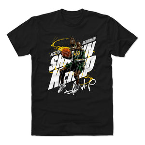 Shawn Kemp Men's Cotton T-Shirt | 500 LEVEL