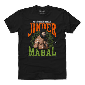 Jinder Mahal Men's Cotton T-Shirt | 500 LEVEL