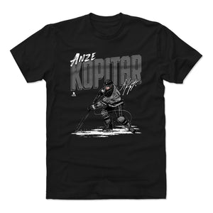Anze Kopitar Men's Cotton T-Shirt | 500 LEVEL