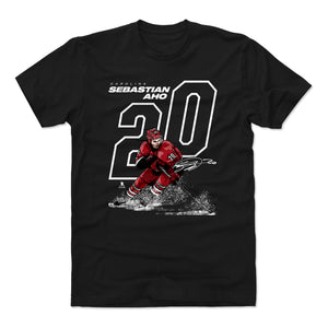 Sebastian Aho Men's Cotton T-Shirt | 500 LEVEL