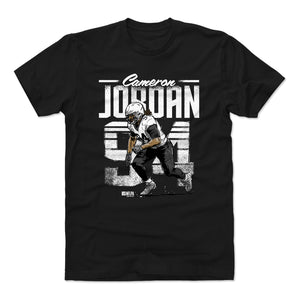 Cameron Jordan Men's Cotton T-Shirt | 500 LEVEL