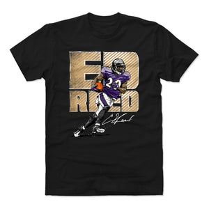 Ed Reed Men's Cotton T-Shirt | 500 LEVEL