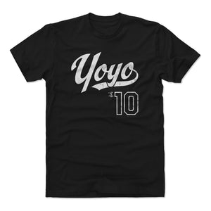 Yoan Moncada Men's Cotton T-Shirt | 500 LEVEL