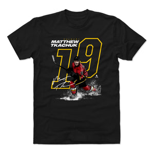 Matthew Tkachuk Men's Cotton T-Shirt | 500 LEVEL