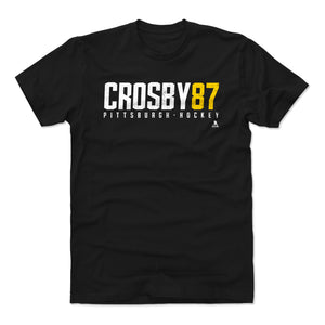 Sidney Crosby Men's Cotton T-Shirt | 500 LEVEL