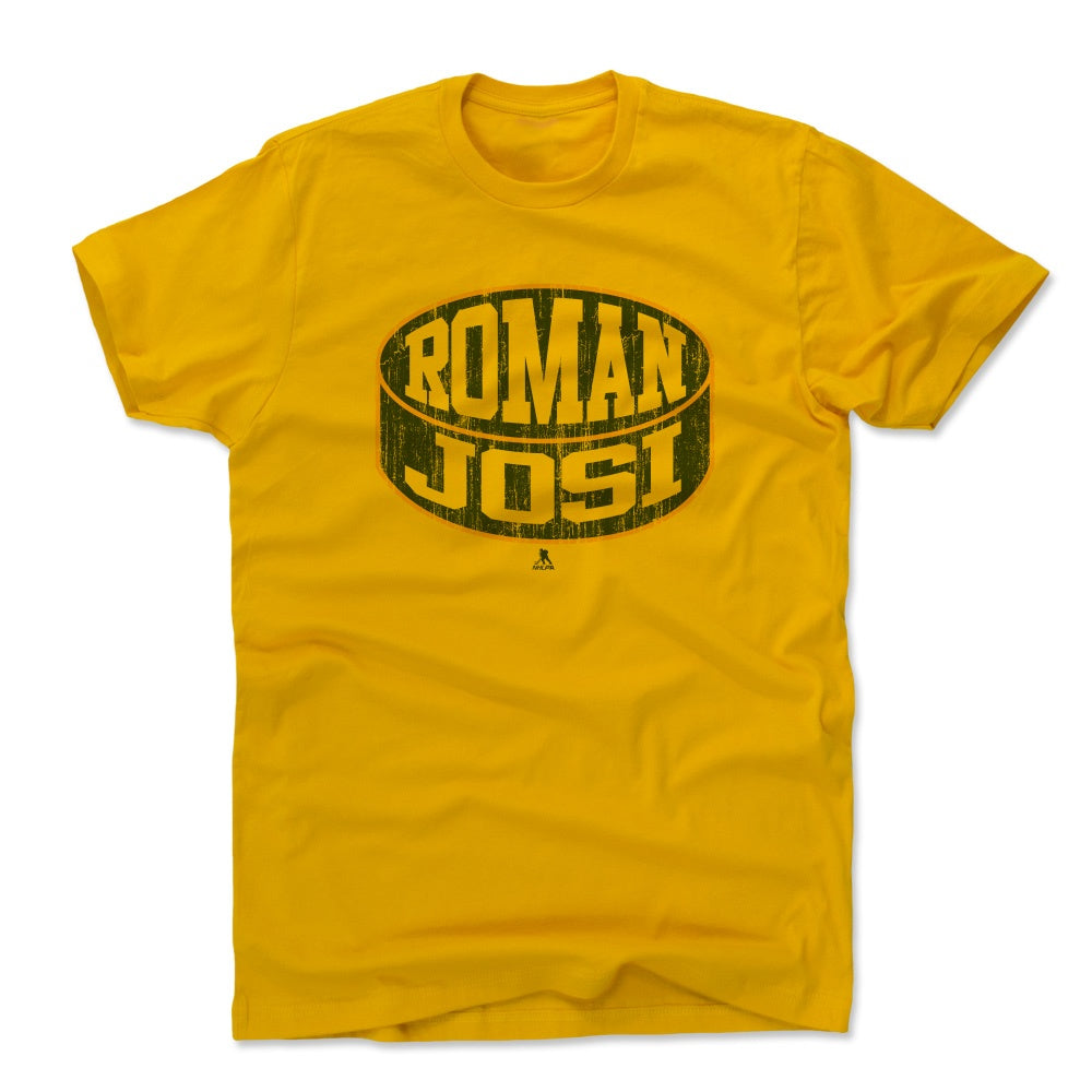 Roman Josi Men's Cotton T-Shirt | 500 LEVEL