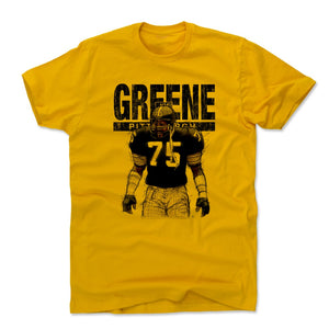 Mean Joe Greene Men's Cotton T-Shirt | 500 LEVEL