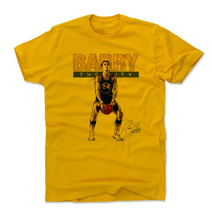 Rick Barry Men's Cotton T-Shirt | 500 LEVEL