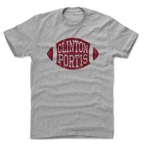 Clinton Portis Men's Cotton T-Shirt | 500 LEVEL