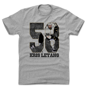 Kris Letang Men's Cotton T-Shirt | 500 LEVEL