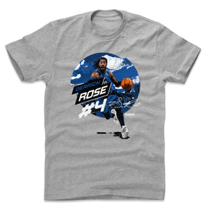 Derrick Rose Men's Cotton T-Shirt | 500 LEVEL