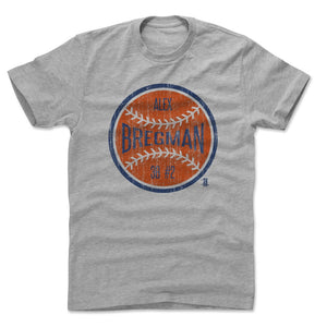 Alex Bregman Men's Cotton T-Shirt | 500 LEVEL