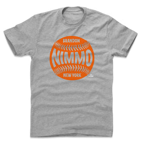 Brandon Nimmo Men's Cotton T-Shirt | 500 LEVEL